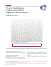 Scholarly article on topic 'Neuroethical issues in pharmacological cognitive enhancement'