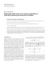 Filtering Based Recursive Least Squares Algorithm for Multi