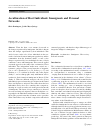 Scholarly article on topic 'Acculturation of Host Individuals: Immigrants and Personal Networks'