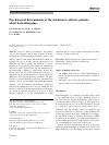 Scholarly article on topic 'Psychological determinants of the intention to educate patients about benzodiazepines'