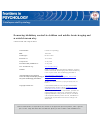 Scholarly article on topic 'Measuring inhibitory control in children and adults: brain imaging and mental chronometry'