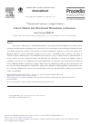 Scholarly article on topic 'Labour Market and Educational Mismatches in Romania'