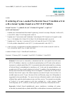Scholarly article on topic 'Monitoring of Low Levels of Furfural in Power Transformer Oil with a Sensor System Based on a POF-MIP Platform'