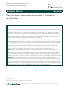 Scholarly article on topic 'Pan-London tuberculosis services: a service evaluation'