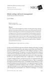 Scholarly article on topic 'Media zoology and waste management: Animal energies and medianatures'