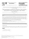 Scholarly article on topic 'Enhancing Reading Comprehension of Expository Texts in English among Students with Learning Disabilities: Main Findings'
