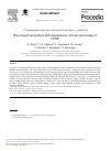 Scholarly article on topic 'Wavelength and Pulsewidth Dependences of Laser Processing of CFRP'