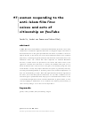 Scholarly article on topic 'women responding to the anti-Islam film Fitna: voices and acts of citizenship on YouTube'