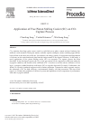 Scholarly article on topic 'Application of Free Piston Stirling Cooler (SC) on CO2 Capture Process'