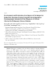 Scholarly article on topic 'Development and Evaluation of an Improved Technique for Pulmonary Function Testing Using Electrical Impedance Pneumography Intended for the Diagnosis of Chronic Obstructive Pulmonary Disease Patients'