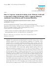 Scholarly article on topic 'Effect of Aqueous Ammonia Soaking on the Methane Yield and Composition of Digested Manure Fibers Applying Different Ammonia Concentrations and Treatment Durations'