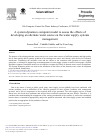Scholarly article on topic 'A system dynamics computer model to assess the effects of developing an alternate water source on the water supply systems management'