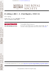 Scholarly article on topic 'Working with C. S. Sherrington, 1918-24'