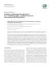 Scholarly article on topic 'Synthesis and Biological Evaluation of O-[3-18F-fluoropropyl]-α-methyl Tyrosine in Mesothelioma-Bearing Rodents'