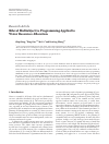 Scholarly article on topic 'Bilevel Multiobjective Programming Applied to Water Resources Allocation'