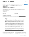 Scholarly article on topic 'Disagreements with implications: diverging discourses on the ethics of non-medical use of methylphenidate for performance enhancement'