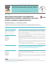 Scholarly article on topic 'Neurectomía laparoscópica transabdominal retroperitoneal, selectiva y ambulatoria, para tratar el dolor neuropático inguinal refractario'