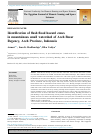 Scholarly article on topic 'Identification of flash flood hazard zones in mountainous small watershed of Aceh Besar Regency, Aceh Province, Indonesia'