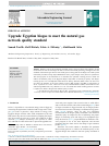Scholarly article on topic 'Upgrade Egyptian biogas to meet the natural gas network quality standard'