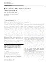 Scholarly article on topic 'Biofilm cultivation of the oleaginous microalgae Pseudochlorococcum sp.'