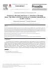 Scholarly article on topic 'Attention to Meaning and Form vs. Attention to Meaning Alone: The Effect of Focus on Form on Vocabulary Retention in an EFL Context'