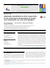 Scholarly article on topic 'Delphinidin immobilized on silver nanoparticles for the simultaneous determination of ascorbic acid, noradrenalin, uric acid, and tryptophan'