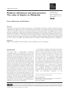 Scholarly article on topic 'Platform affordances and data practices: The value of dispute on Wikipedia'