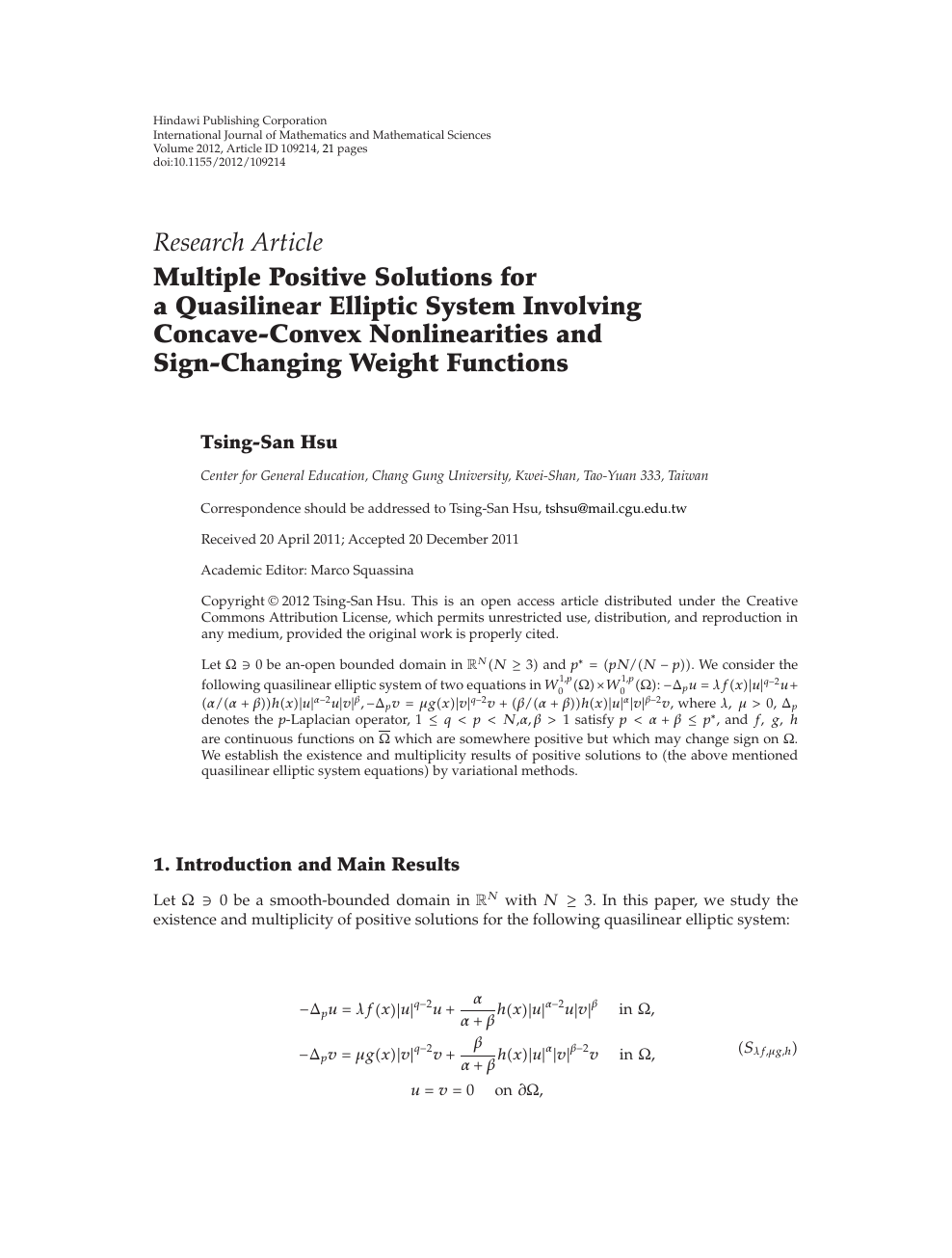 Existence of radial solutions for quasilinear elliptic equations with singular nonlinearities