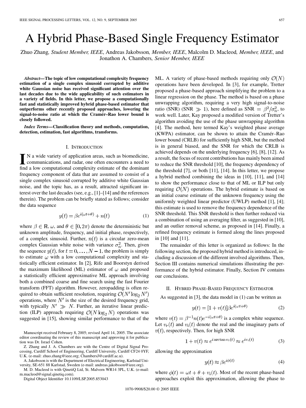 Ieee Research Paper Pdf