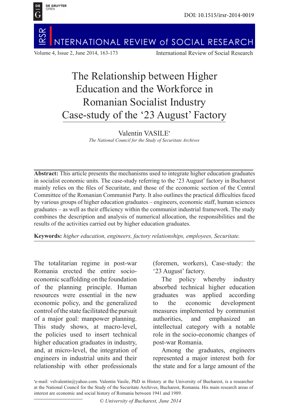 example of case study research paper