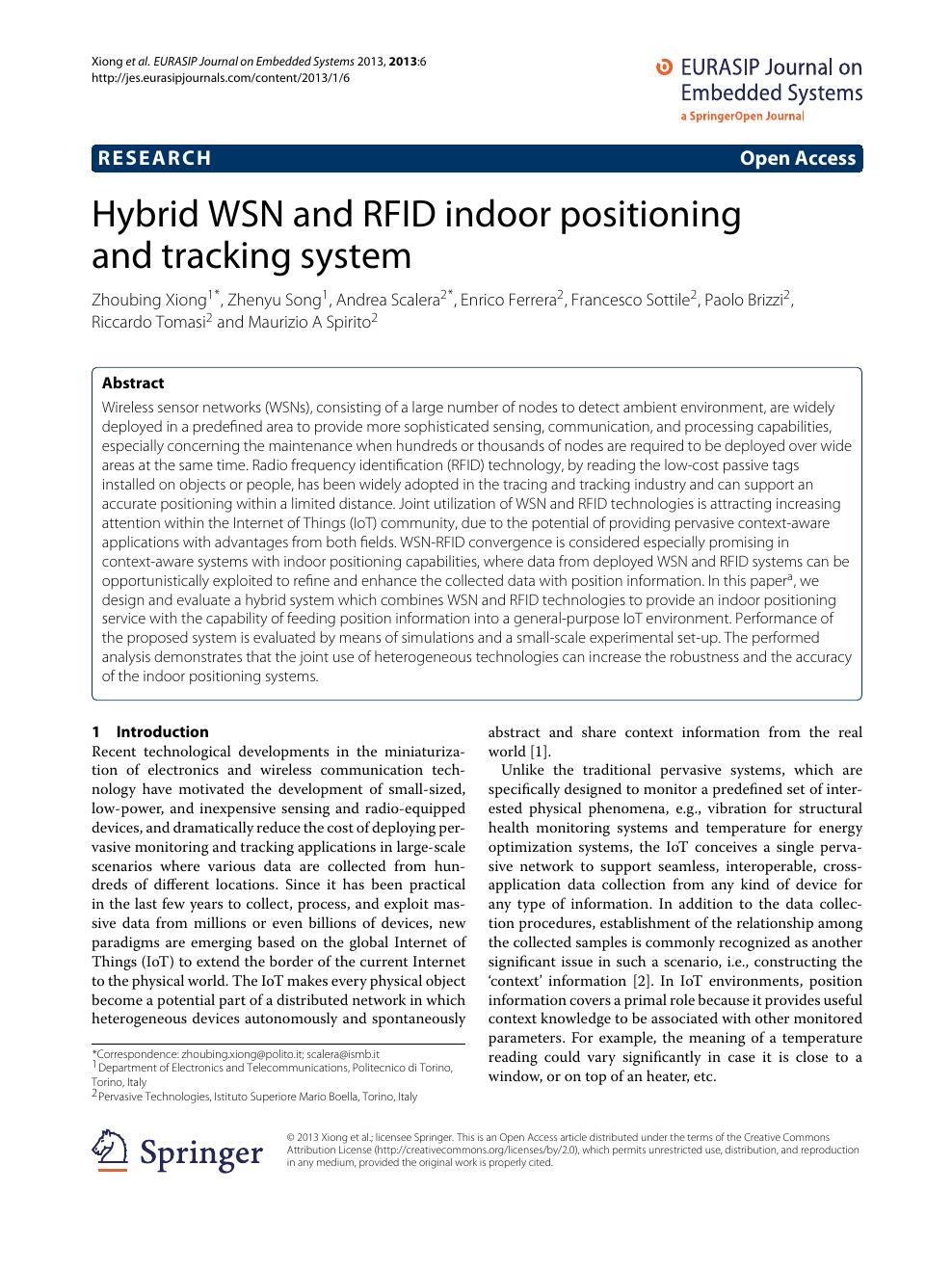 Blind Navigation System Using Rfid For Indoor Environments Pdf Download