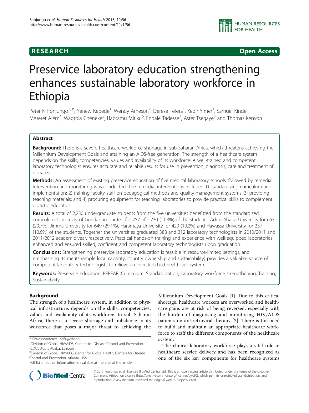 Preservice laboratory education strengthening enhances