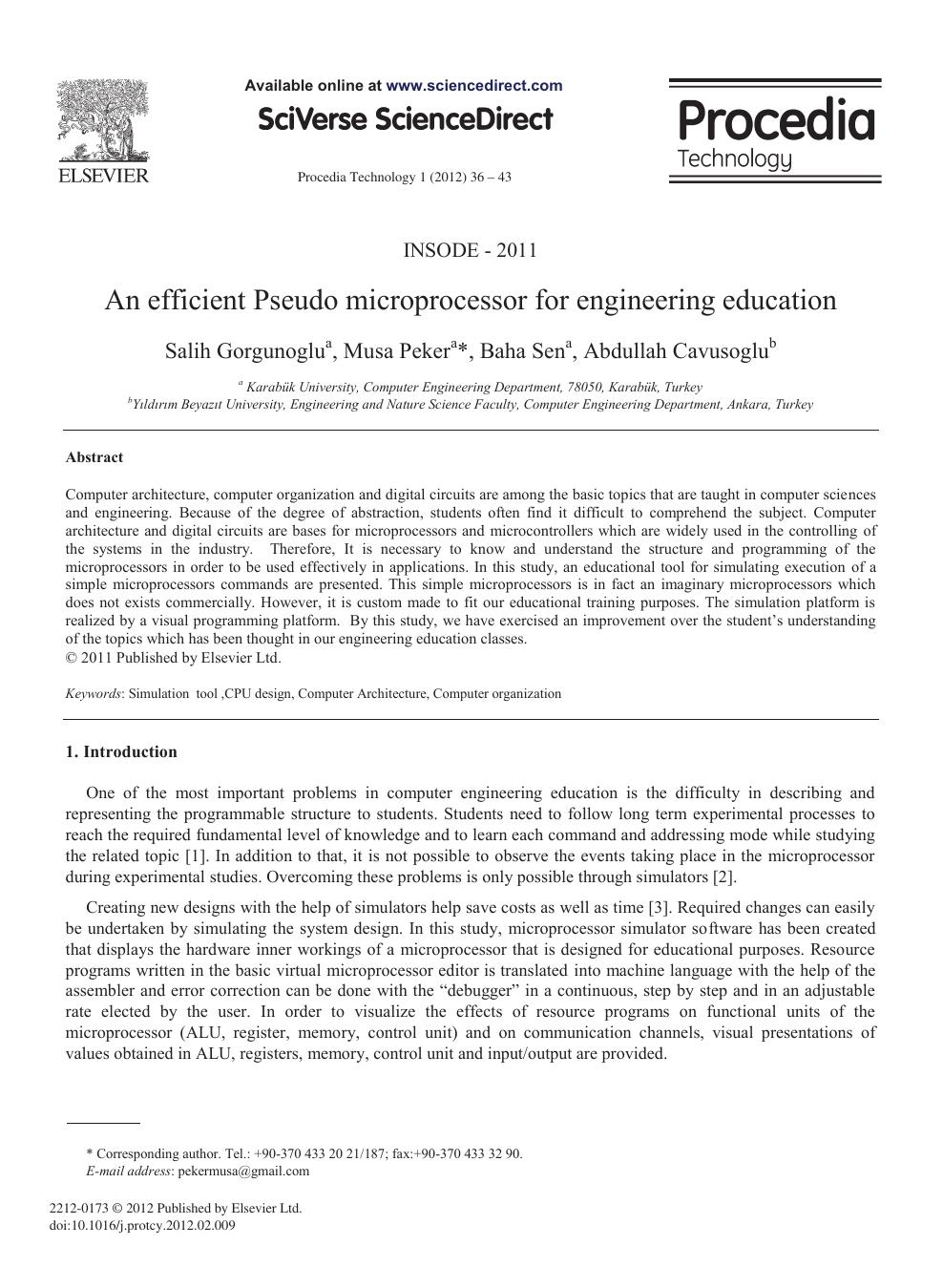 define computer organization and architecture
