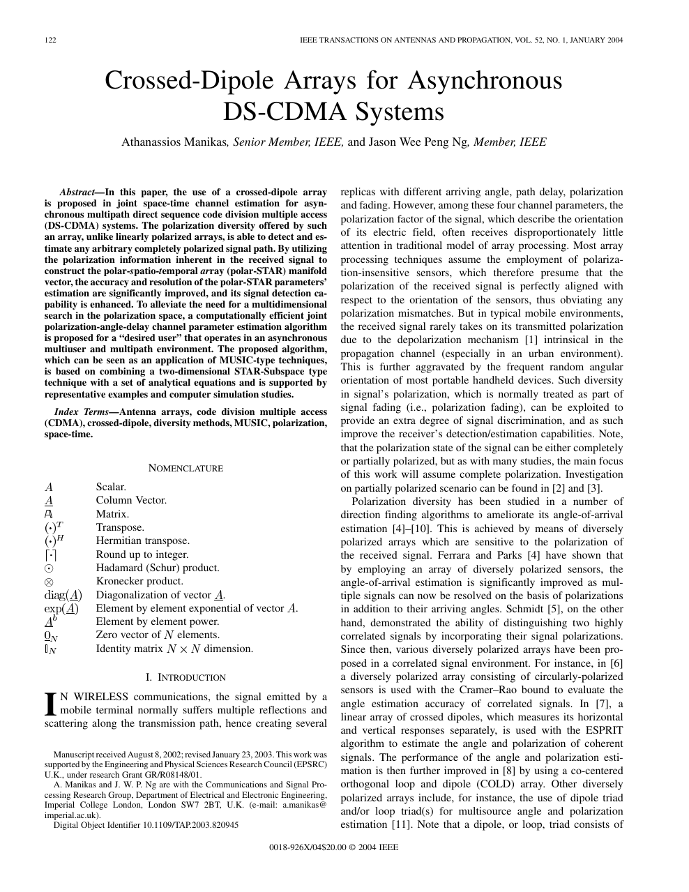 Science computer ieee for pdf papers