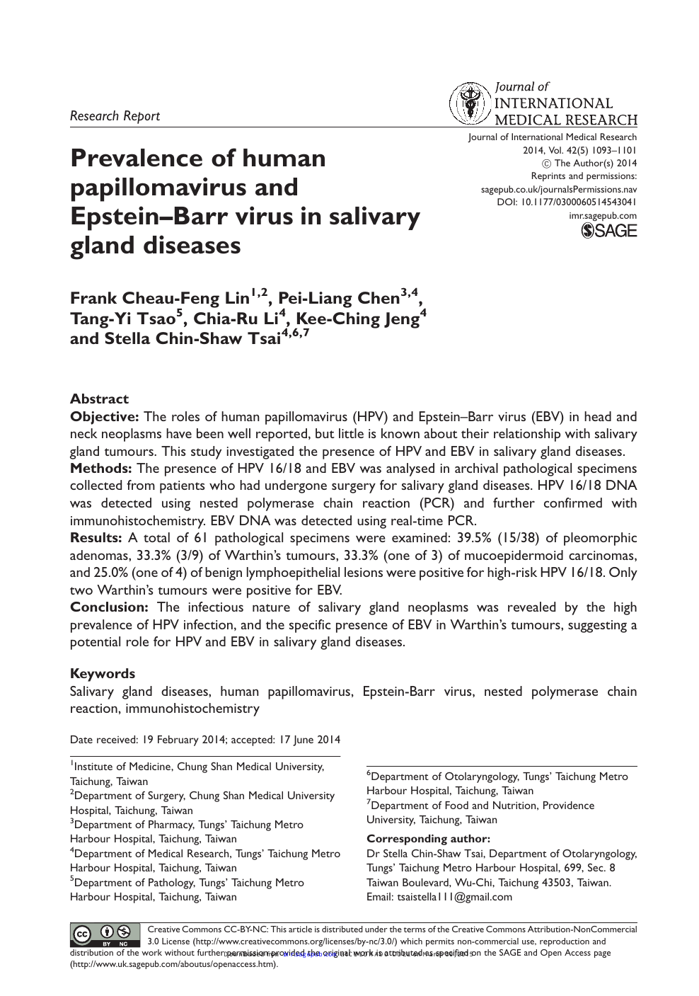 Human papillomavirus gland - Aggressive cancer called
