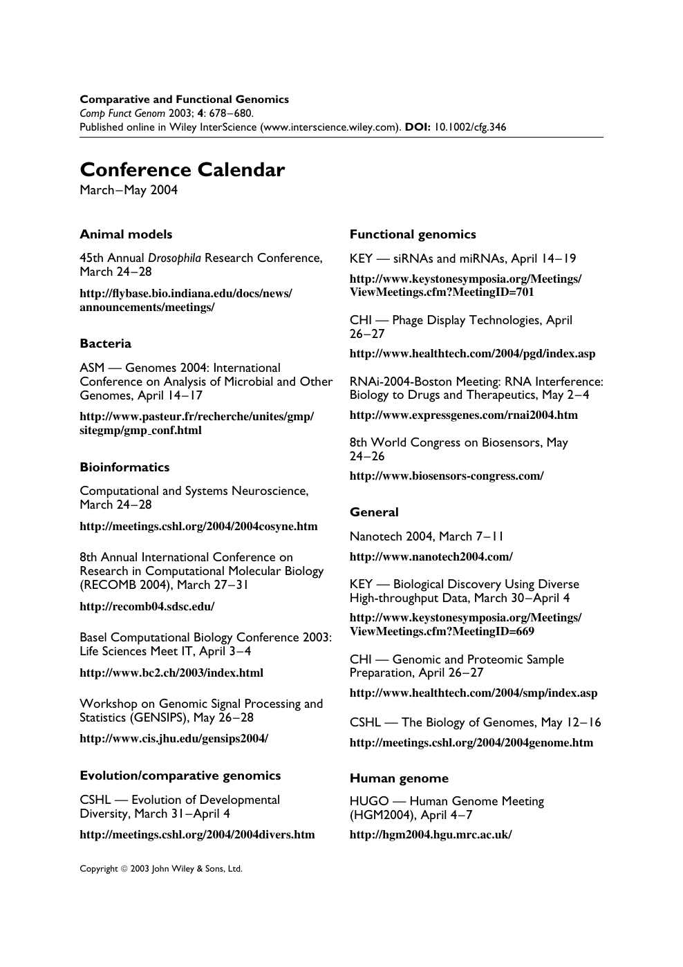 Conference Calendar Topic Of Research Paper In Materials