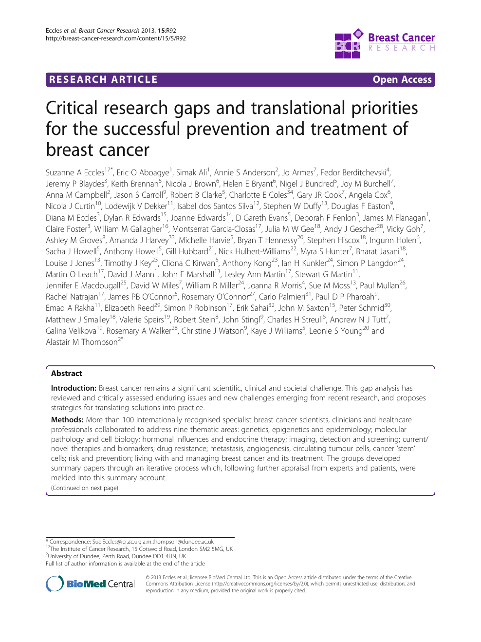 low priced 94105 e5d54 Critical research gaps and translational priorities for the ...