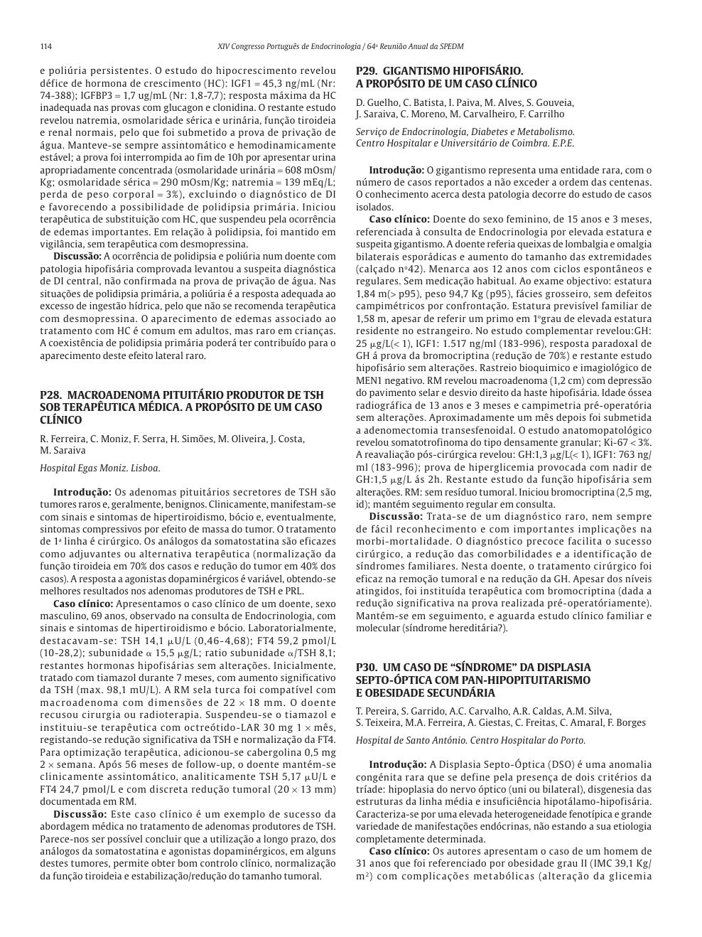 caso clinico diabetes insipida sintomas