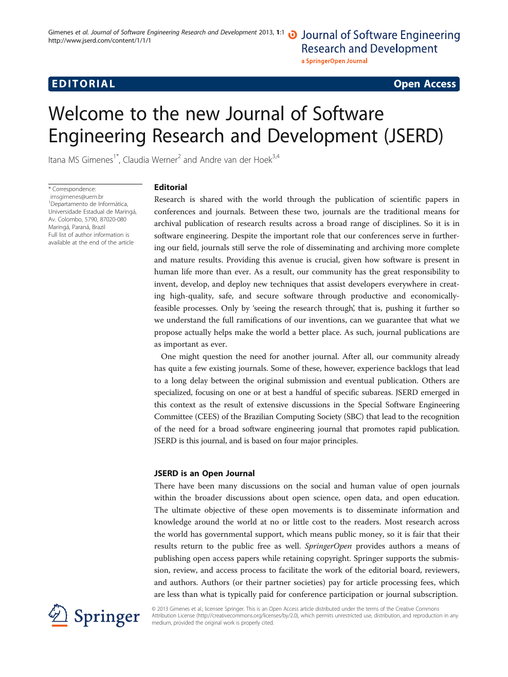 software engineer research paper