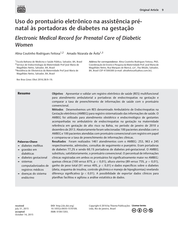 regua de calculo diabetes gestacional