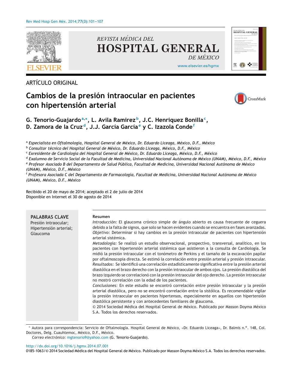 Revisar la literatura relacionada con la revista de hipertensión