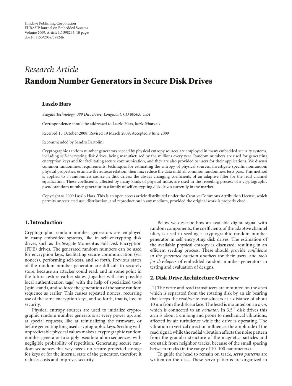 Random Research Paper Generator