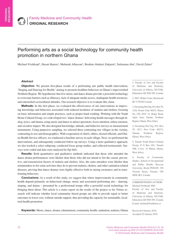 Performing Arts Medicine Western Journal Of Medicine