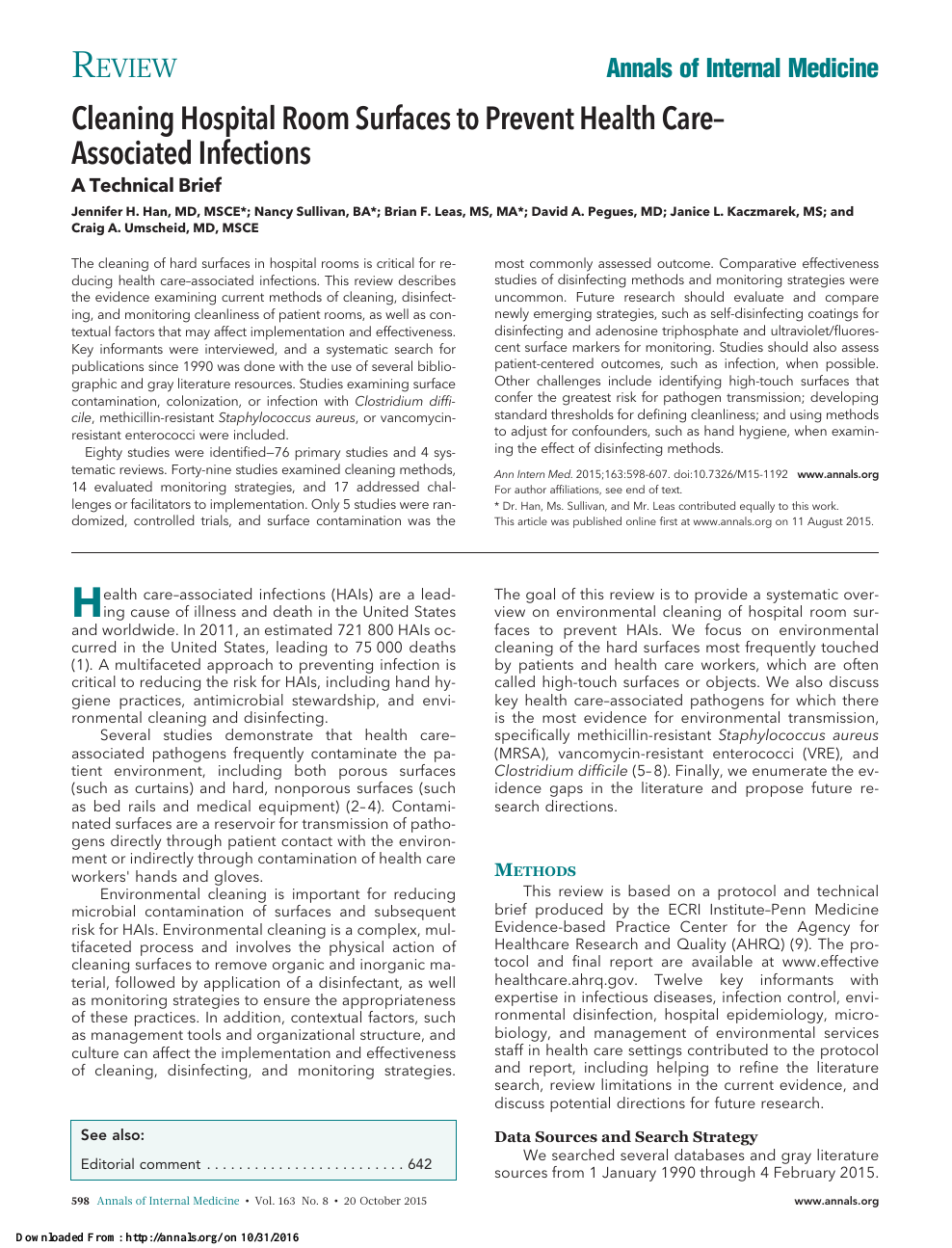 health care research paper topics