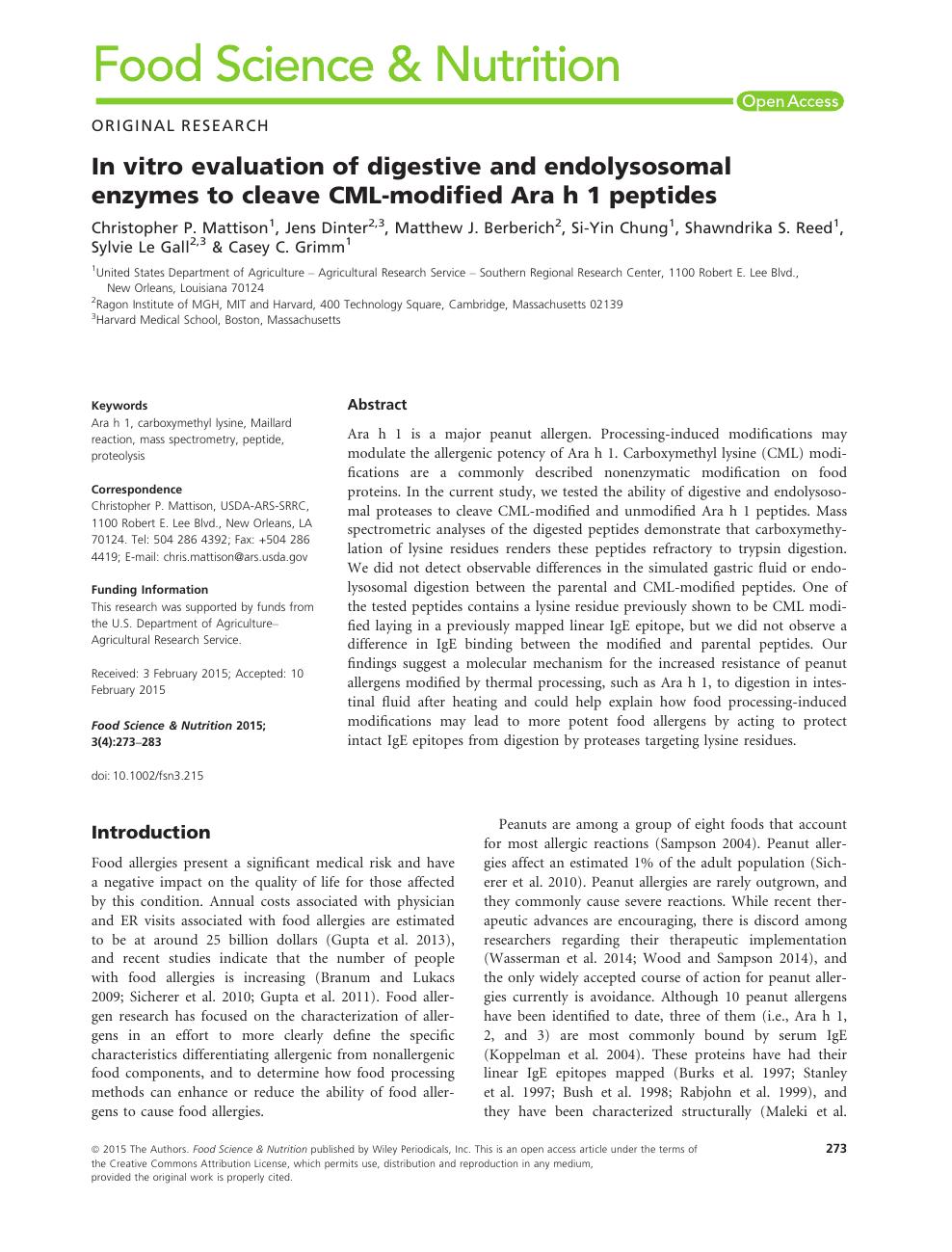 In vitro evaluation of digestive and endolysosomal enzymes