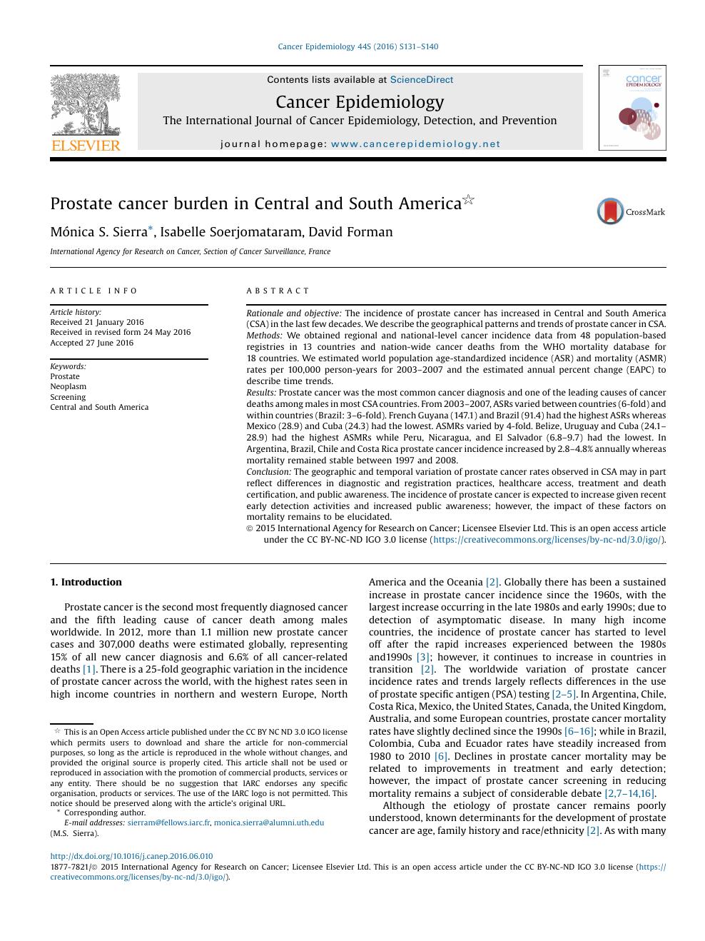 gleason 3 4 0 adenocarcinoma prostático