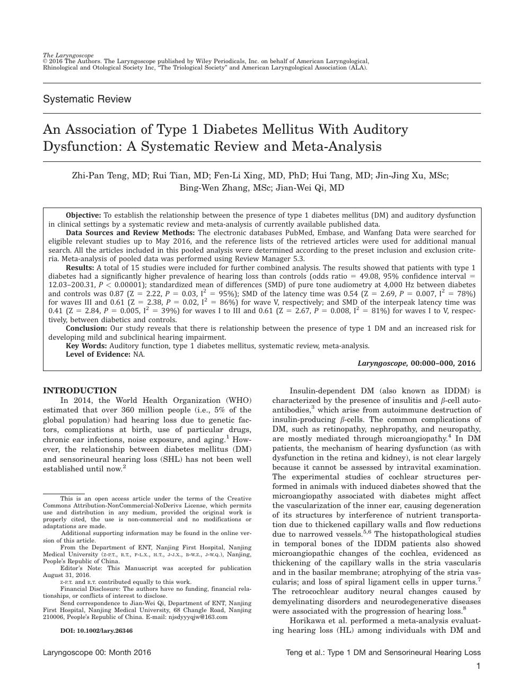 diabetes mellitus review article pdf