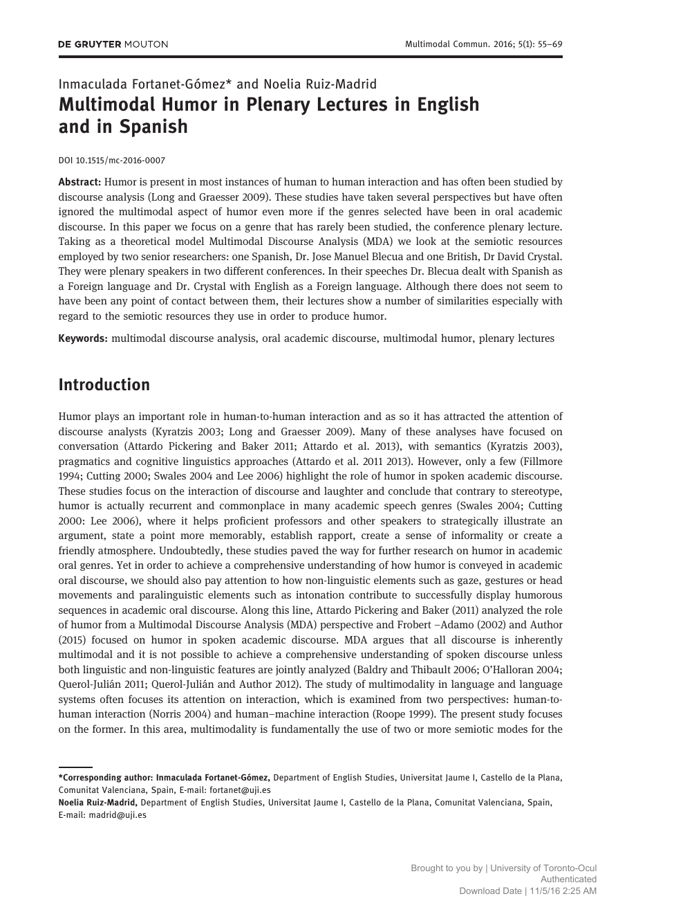 english pronunciation for speakers of spanish from theory to practice mouton textbook