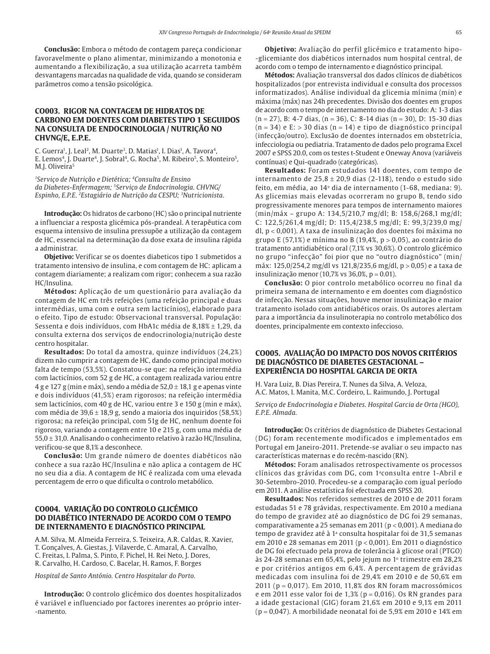 endocrinologia diabetes gestacional portugues
