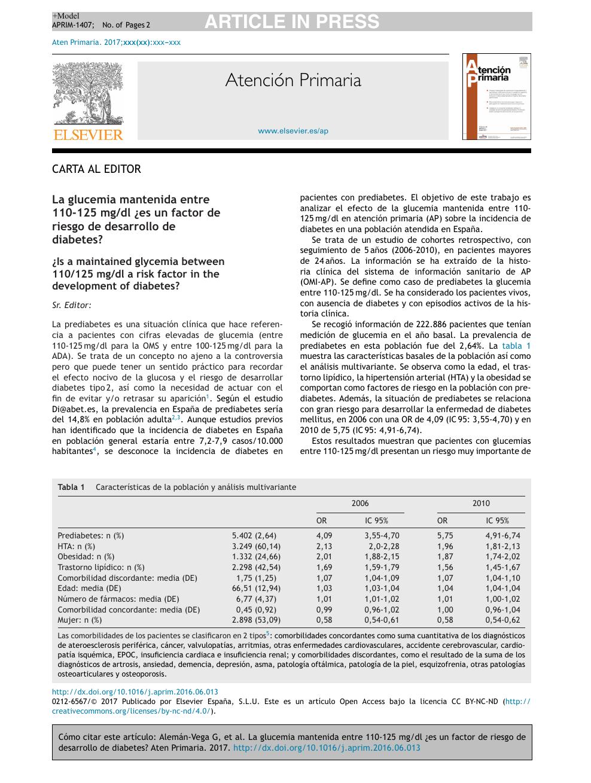 estudio de intervención de diabetes aterosclerosis